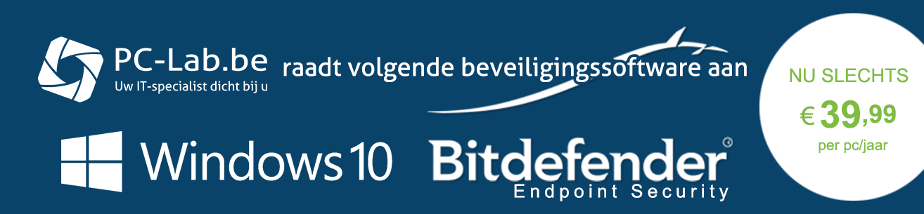 Windows 10 - BitDefender
